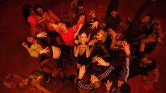 Una escena de la hipnótica película 'Climax' del director Gaspar Noé.