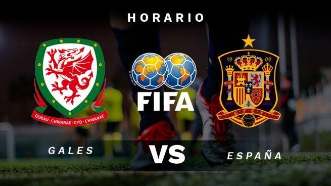 Gales – España: Horario y dónde ver el partido amistoso de la Selección