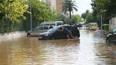 Inundaciones en Baleares (EFE).