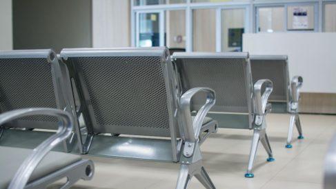 Sala de espera de un hospital (Foto: iStock)