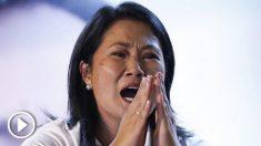 Keiko Fujimori. (Foto: AFP)