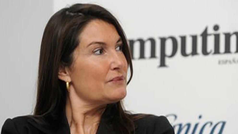 La fiscal Pilar Rodríguez Fernández.