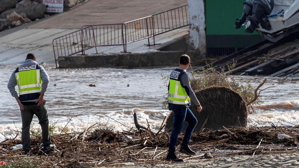 Inundaciones en Mallorca. (Foto: EFE)