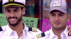 Asraf y Omar, uno de los dos dirá adiós a 'GH VIP 2018' esta noche