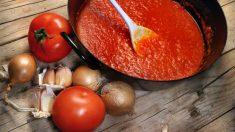 Receta de salsa marinera fácil de preparar