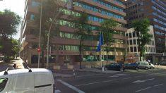 Sede de la Organización Mundial del Turismo en la antigua calle Capitán Haya.