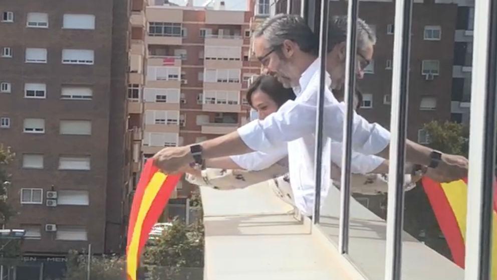 El portavoz del PP de la Asamblea de Murcia.