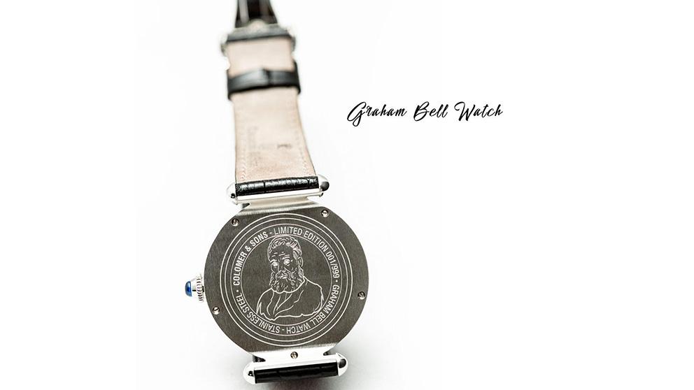 El nuevo Graham Bell de Colomer & Sons inspirado en el diseño de viejos teléfonos que fueron el inicio de una nueva era