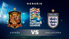 Liga de las Naciones 2018: España – Inglaterra   Horario del partido de fútbol de la UEFA Nations League.