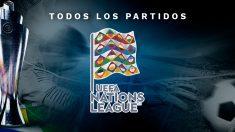 Consulta los horarios de los partidos de hoy | Calendario Liga de las Naciones de la UEFA 2018