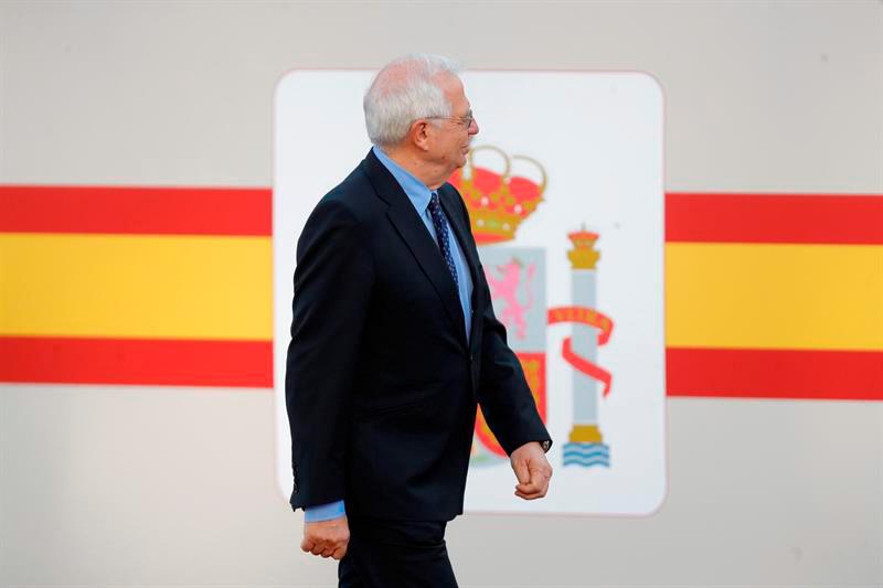 José Borrell en una imagen reciente