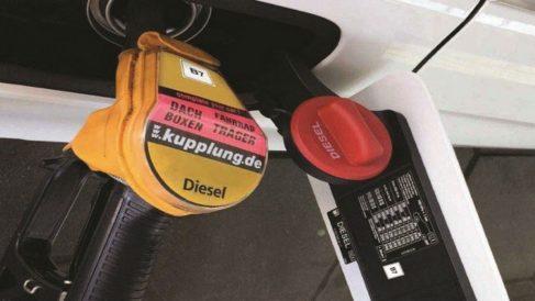 El nuevo etiquetado de la gasolina y el diésel entra este viernes en vigor (Foto: EP)