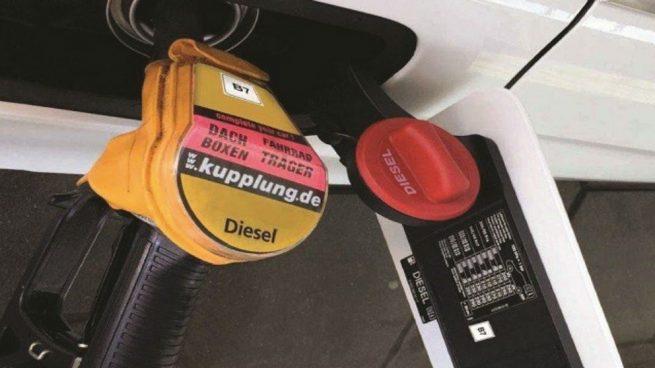 etiqueta gasolina