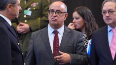 Ministro de Defensa portugués, José Azeredo. Foto: AFP