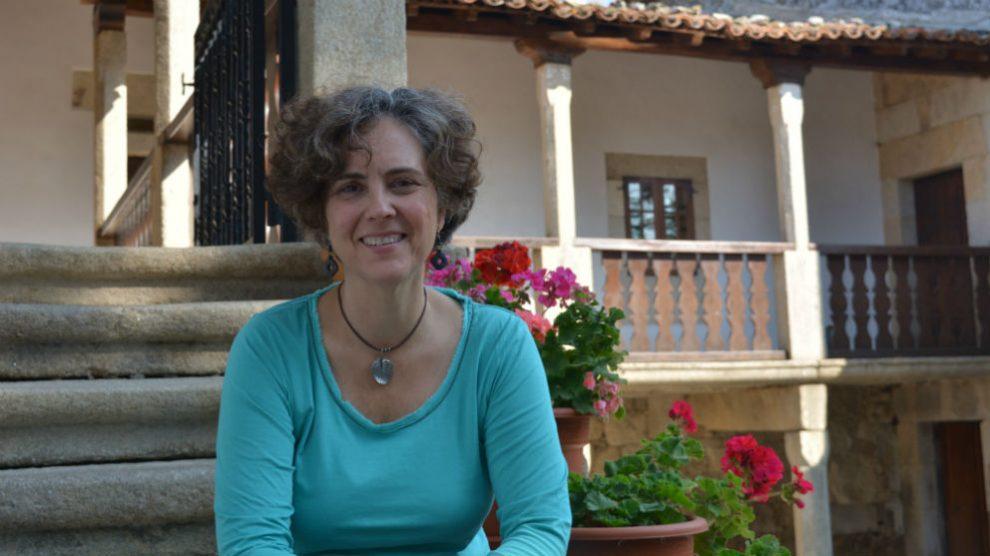 Piedad Varela-Portas, cofundadora de Pazo de Vilane (Foto: Pazo de Vilane)