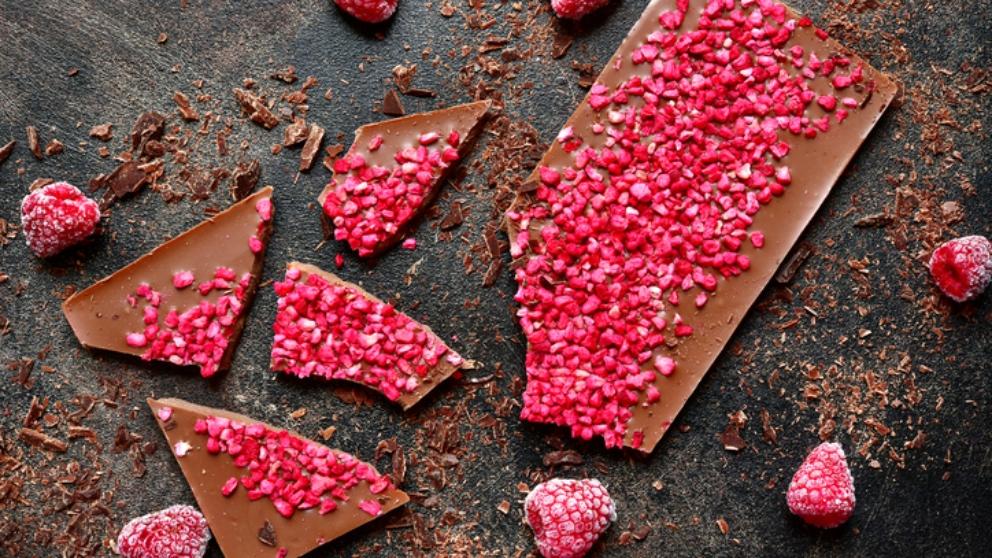 Descubre estas recetas con chocolate rosa fáciles y originales