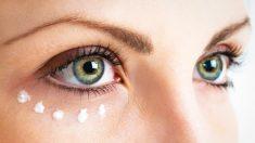 Aclarar el contorno de ojos de forma natural es posible con varios remedios