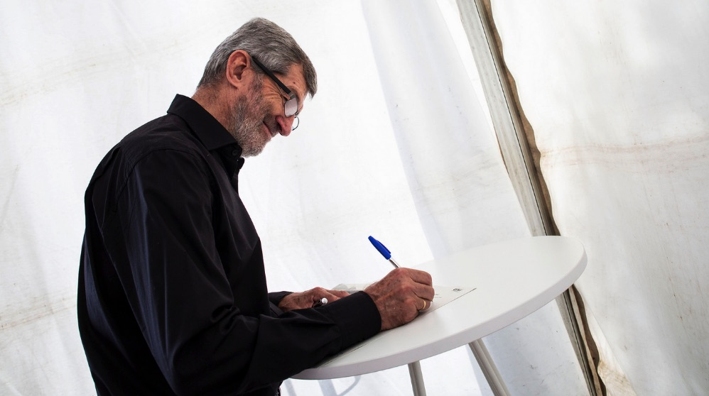 Julio Rodríguez. (Foto. Podemos)
