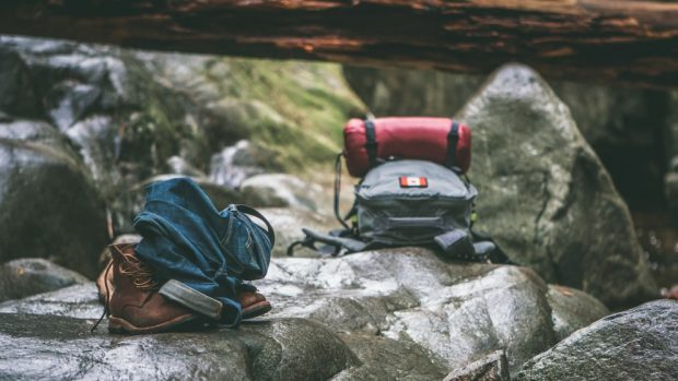 Cómo hacer la mochila para ir de viaje