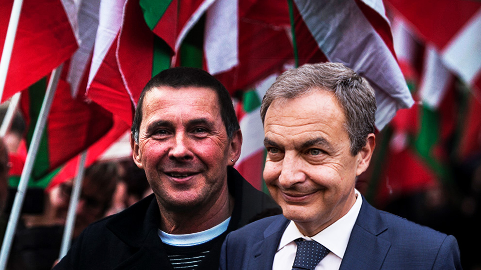 José Luis Rodríguez Zapatero y Arnaldo Otegi mantuvieron un encuentro en un caserío de Guipúzcoa el pasado 8 de septiembre