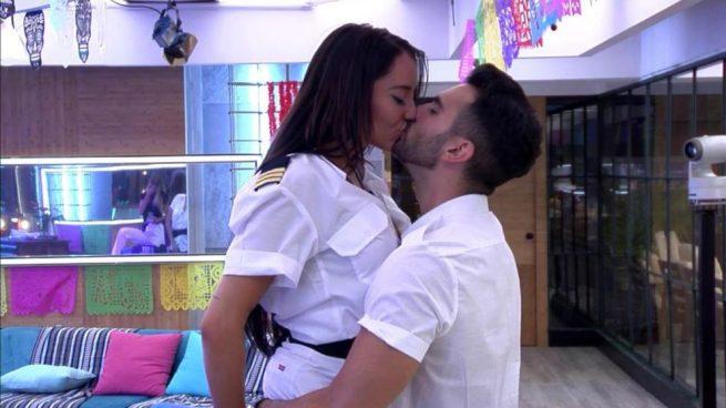 'GH VIP 6': Suso rompe con Aurah su