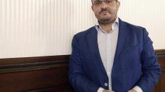 Alejandro Fernández, portavoz parlamentario PP Cataluña (EFE)