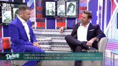 Hugo Castejón en 'Sábado Deluxe'