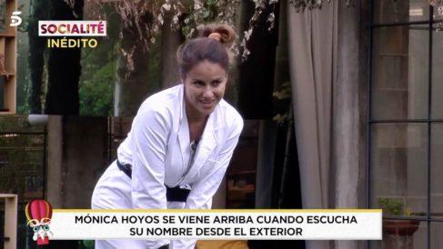 Mónica recupera su fuerza en 'GH VIP 2018' (Foto: Socialité)