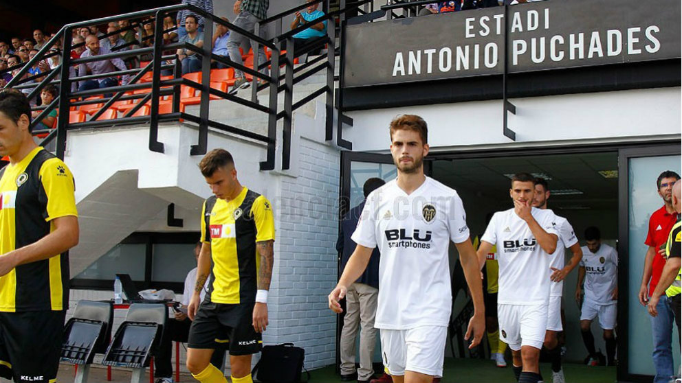 El Valencia se negó a vender entradas a los aficionados nacidos en Alicante. (ValenciaCF)
