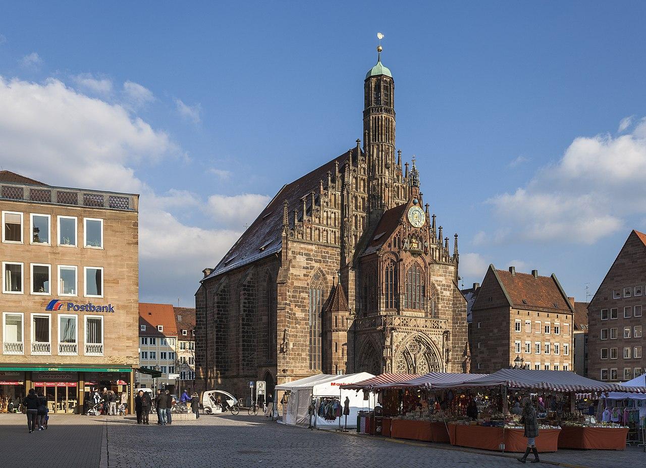 Los secretos desconocidos de la catedral de Núremberg