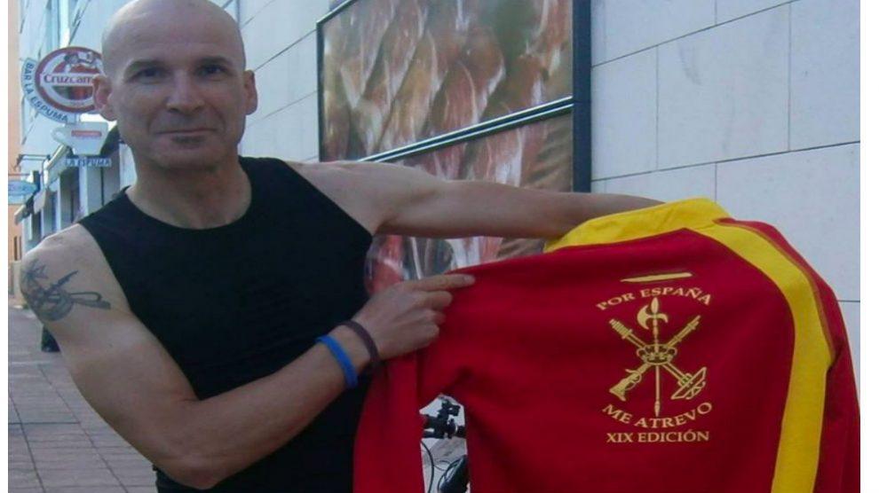 José Manuel Arcos, el guardia civil asesinado.