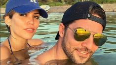 David Bisbal y Rosanna Zanetti esperan un hijo