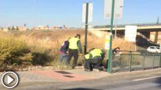 Detención del presunto asesino del guardia civil fallecido en Huétor Vega (Granada)