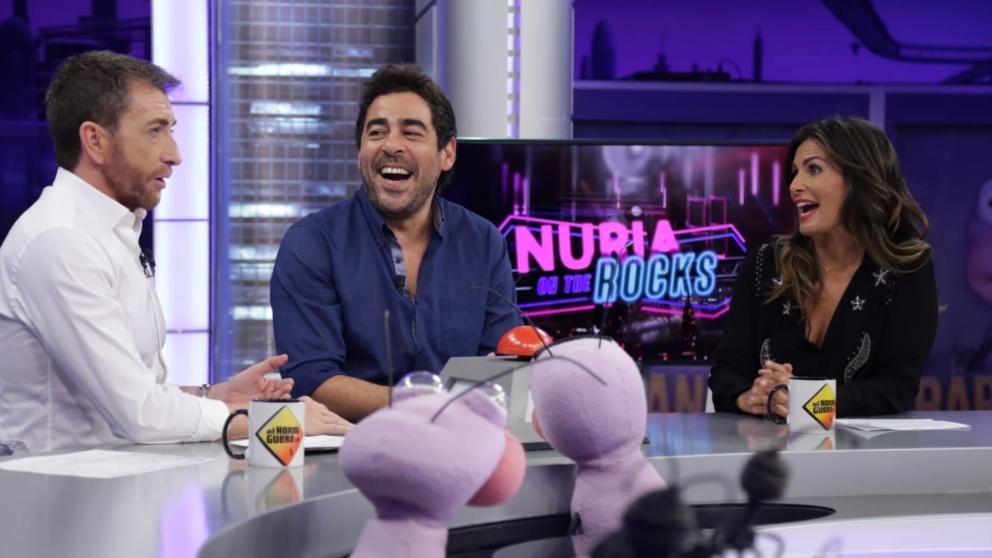 Pablo Chiapella ha visitado 'El Hormiguero'. (Foto: Antena 3)