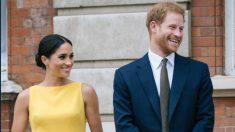 El príncipe Harry y su esposa, Meghan Markle, esperan su primer hijo