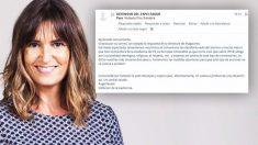 TVE se disculpa con Falange tras las descalificaciones de Noemí Galera en OT