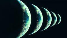 Las dimensiones del universo y el multiverso