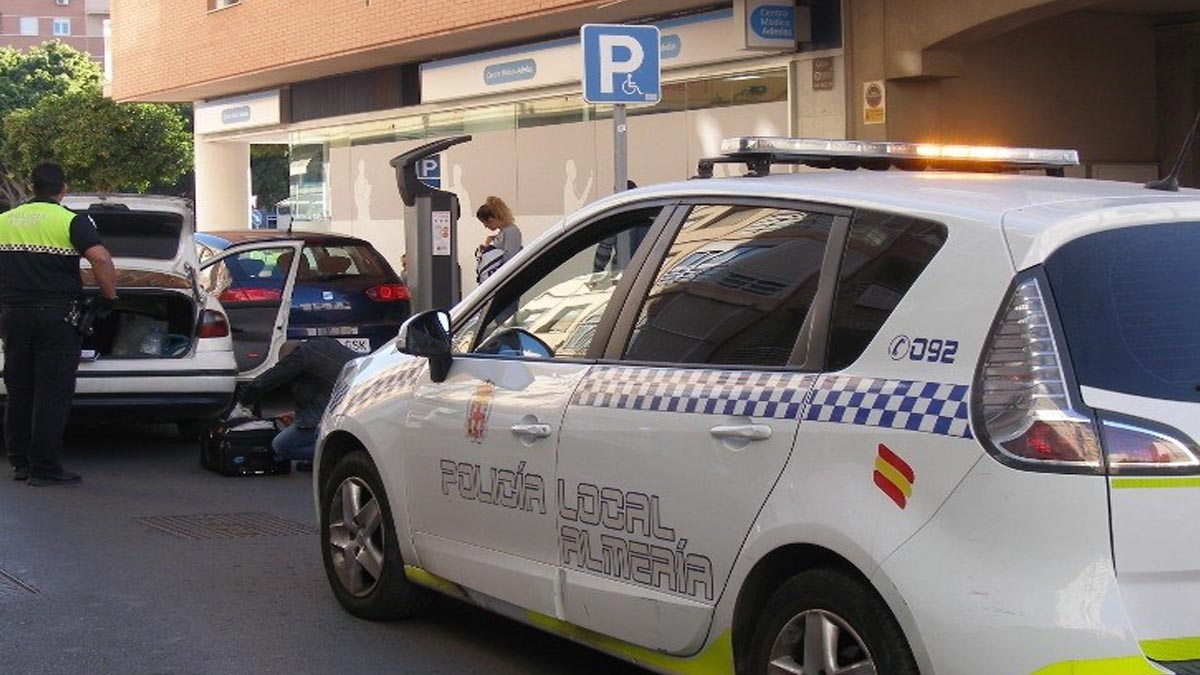 Policía de Almería