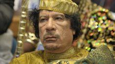 El 20 de octubre de 2011 muere Gadafi | Efemérides del 20 de octubre de 2018