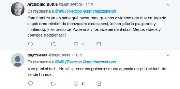 Sánchez da lecciones de cómo ser presidenta a una niña de nueve años: