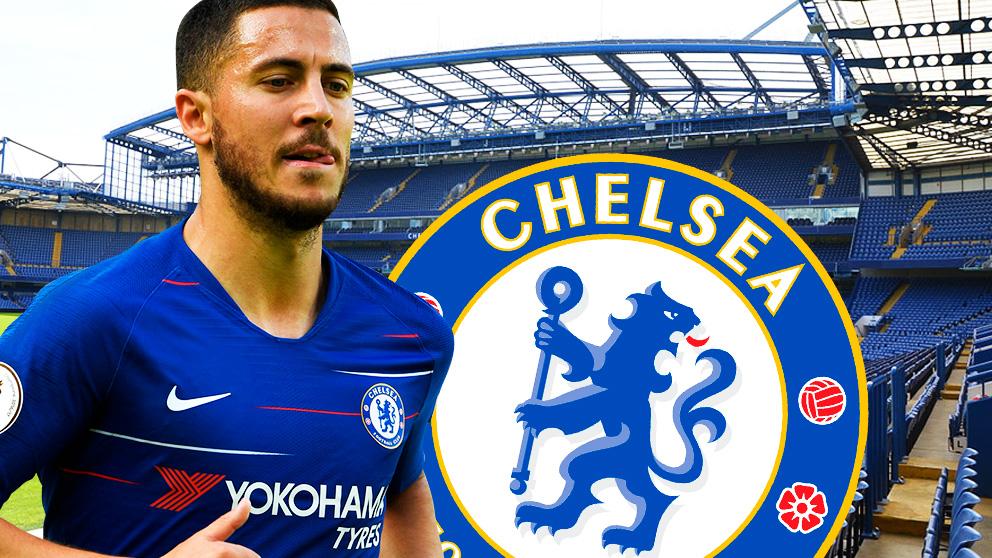 El Chelsea no quiere perder a Hazard en el próximo mes de enero.