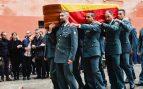 El guardia civil asesinado en Granada será condecorado este martes con Cruz del Mérito