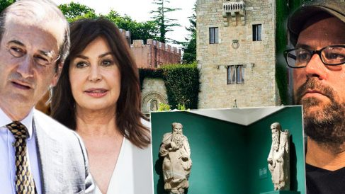 Los Franco retrasan la entrega de las esculturas del Pórtico de la Gloria al Ayuntamiento de Santiago