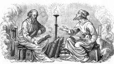 Heráclito de Éfeso, uno de los grandes nombres de la historia de la Filosofía.