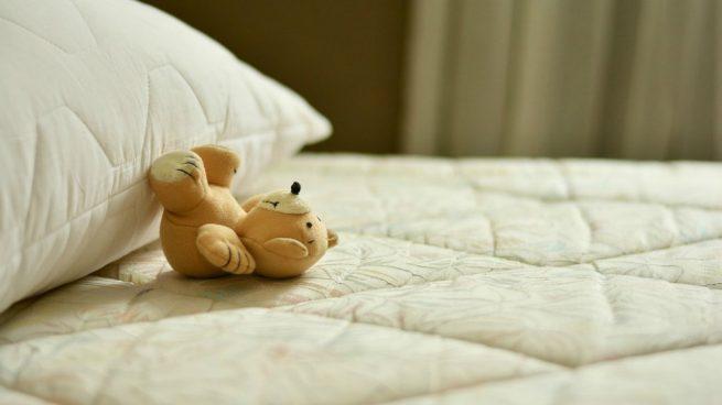 traumatismo por saltar en la cama