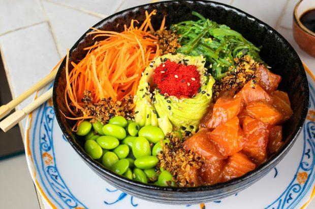 Monsieur Sushita: el vanguardista local de Madrid de cocina japo-francesa e inspiración marroquí