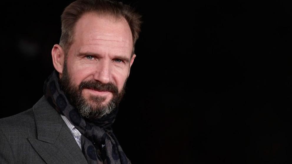 El actor Ralph Fiennes. Foto: AFP