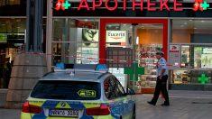 El lugar donde se produjo el secuestro en Colonia que la Policía investiga con un posible móvil terrorista. Foto: Europa Press