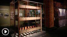 La exposición 'No hace mucho. No muy lejos. Auschwitz,' se prorroga hasta febrero en el Centro de Exposiciones Arte Canal de Madrid.