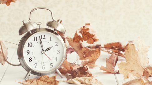 Fecha del cambio de hora de octubre de 2018 que dará paso al horario de invierno